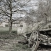 Broken Wagon at Kentwell Hall