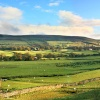 Early Morning in Wensleydale