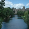 Warwick Castle and River