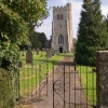 The tower of St.Johns Church, Harrietsham, Kent