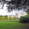 The garden front of Shugborough Hall