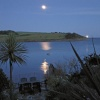 St.Mawes estuary by moonlight