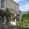 Cottage Garden in Portscartho, Cornwall