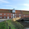 Burnham Overy water mill