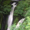 Stock Ghyll Waterfall Ambleside