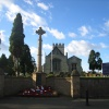 Church and War Memorial in Winslow, Bucks