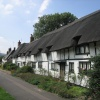 Thatched Cottages in Wendover, Buckinghamshire