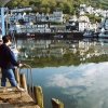 Dreaming over Looe Harbour