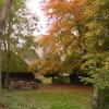 The church of SS Peter & Paul, Borden, Kent  in Autumn