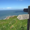 South West Coast path from Ilfracombe to Combe Martin Bay