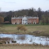 Avington House, Avington Park, east of Winchester, Hampshire