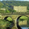 Chatsworth Arch Bridge.