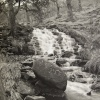 Waterfall near Hathersage