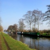 Spring sunshine near Fradley Junction