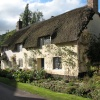 Cottage near Dunster Castle