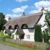 Thatched Cottage in Calke, Derbyshire