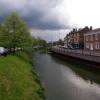 Canal through Spalding.