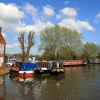 Streethay Wharf from The Trent and Mersey Canal