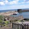 The harbour at Craster