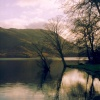Ullswater  winter afternoon.