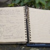 Pooh's visitors book