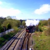 Steam through Diggle