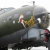 B17 Sally B as Memphis Belle