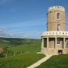 Clavell's tower near Kimmeridge Dorset 2009