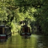 Birmingham and Worcester Canal, Dunhampstead, near Oddingley, Worcs.