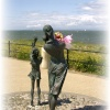 Statue to those fishermen lost at sea