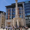 Restaurants and Memorial's near St Pauls Cathedral and Newgate Street