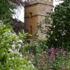 In the garden of Sudeley Castle