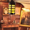 Part of Nelson's cabin, HMS Victory