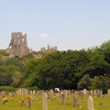 Corfe Castle - June 2009