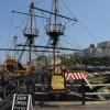 Golden Hind - Brixham Harbour ~ June 2009