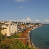 Dawlish to wncentre and promenade - June 2009