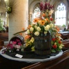 St Mary's Church, Flower Festival, Long Sutton