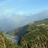 Mist descending on Ravenscar