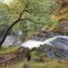 Llanberis Waterfall
