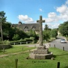 Earl Soham, War Memorial in centre of Village