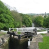 5 Rise Locks in Bingley