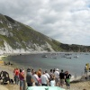 Lulworth Cove Beach
