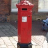 Faversham Letter Box