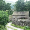 An old barn in Kettlewell