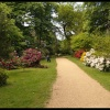 Path in Sheringham Park