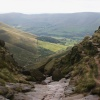 Crowden Brook from Kinder