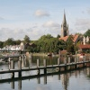 Marlow, view from the Lock