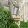 Window at Lacock Abbey