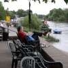 Relaxing by the River Thames