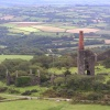 Mine workings on Bodmin Moor